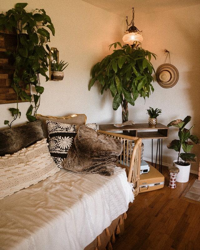 décoration intérieure naturelle