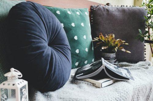 comment décorer avec des coussins
