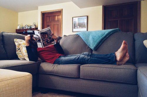 type de canapé
