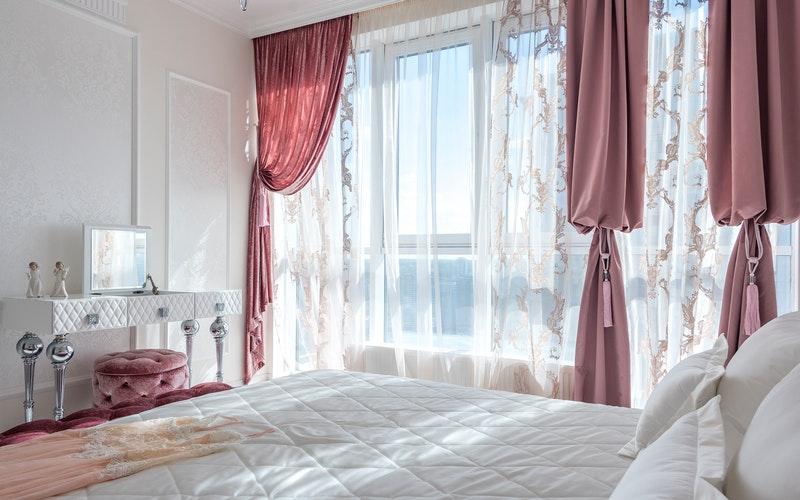 tissus de rideaux