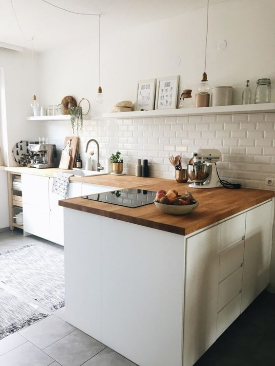 décoration cuisine ouverte
