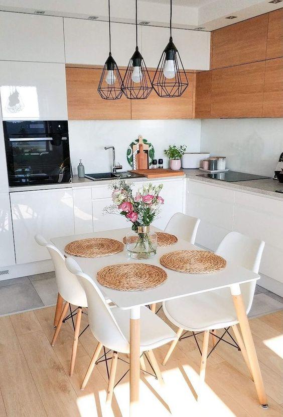 décoration cuisine ouverte moderne